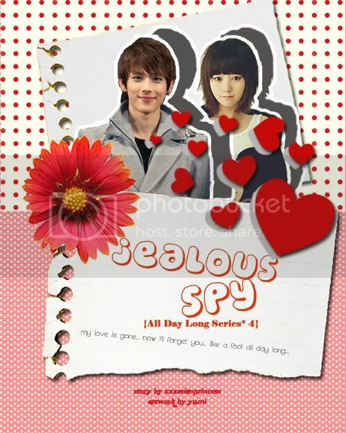 Jealous Spy {All Day Long Series* 4} - drama friendship imsiwan korean romance you zea - main story image